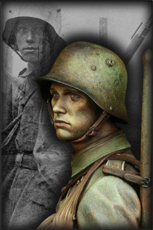 Stormtrooper,  Battaglia di Verdun 1916   (Vista 1)