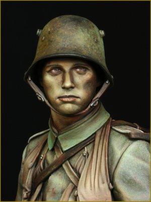 Stormtrooper,  Battaglia di Verdun 1916   (Vista 2)