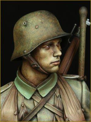 Stormtrooper,  Battaglia di Verdun 1916   (Vista 3)