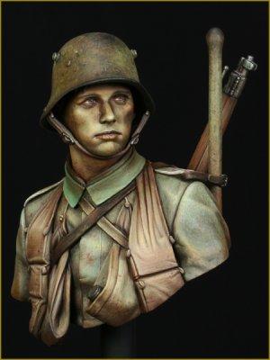 Stormtrooper,  Battaglia di Verdun 1916   (Vista 4)