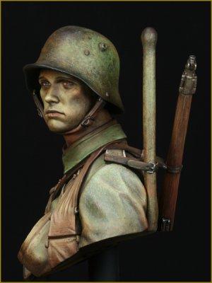 Stormtrooper,  Battaglia di Verdun 1916   (Vista 5)