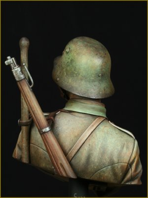 Stormtrooper,  Battaglia di Verdun 1916   (Vista 6)