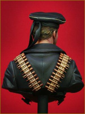 The Black Devil, fante di marina Russo W  (Vista 6)
