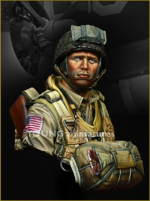 US Paratroopers 82nd Airborne Normandy 1  (Vista 1)