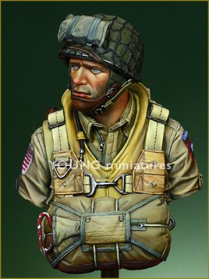 US Paratroopers 82nd Airborne Normandy 1  (Vista 5)