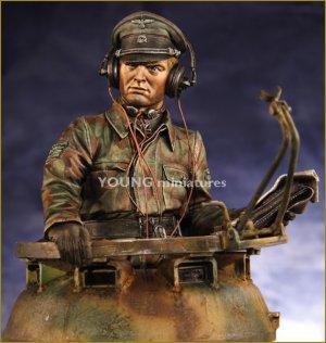 Max Wunsche Western Front 1944  (Vista 2)