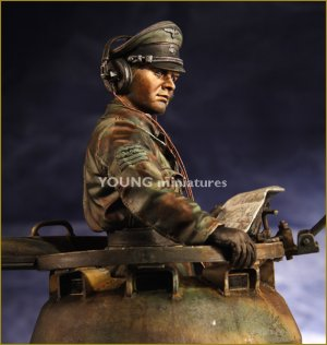 Max Wunsche Western Front 1944  (Vista 4)