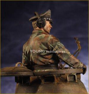 Max Wunsche Western Front 1944  (Vista 6)