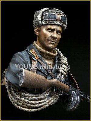 Soviet Mountaineer Officer 1942  (Vista 6)