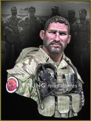 US Navy Seal Afghanistan 2005  (Vista 1)