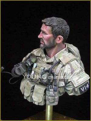 US Navy Seal Afghanistan 2005  (Vista 2)