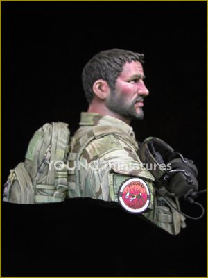 US Navy Seal Afghanistan 2005  (Vista 5)
