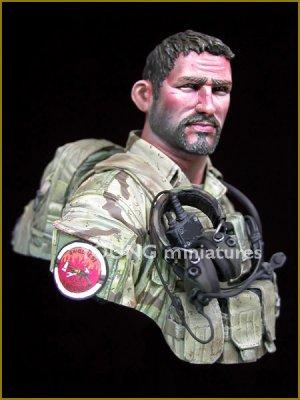 US Navy Seal Afghanistan 2005  (Vista 6)