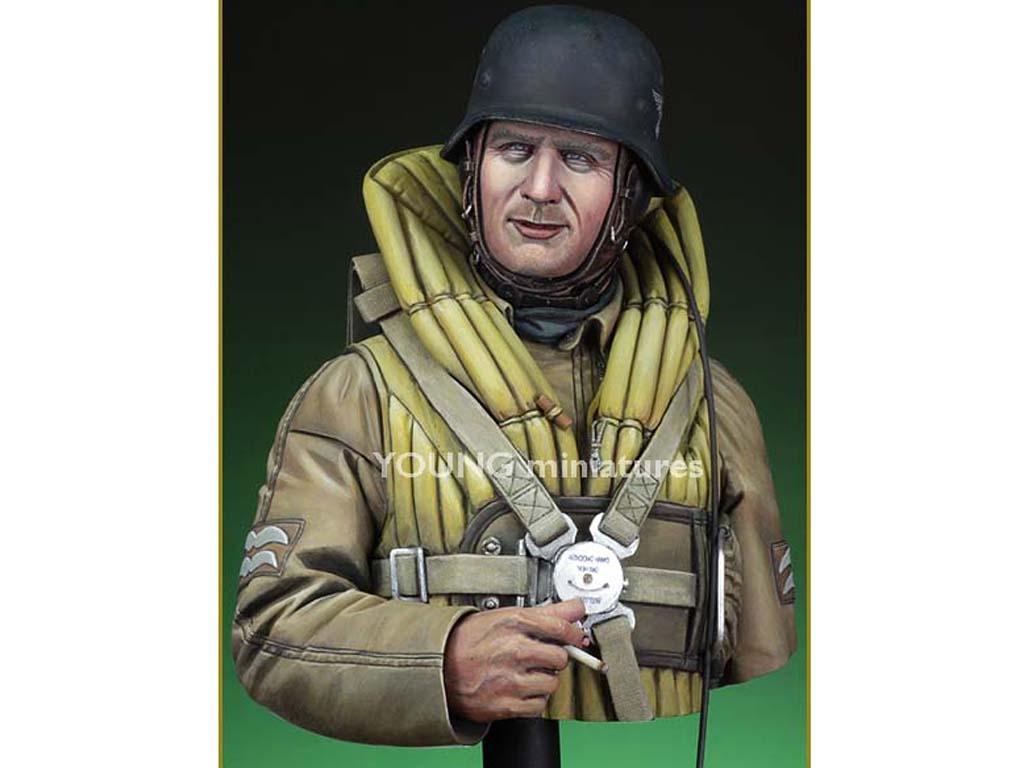 Luftwaffe Bomber Crewman, 1940  (Vista 1)