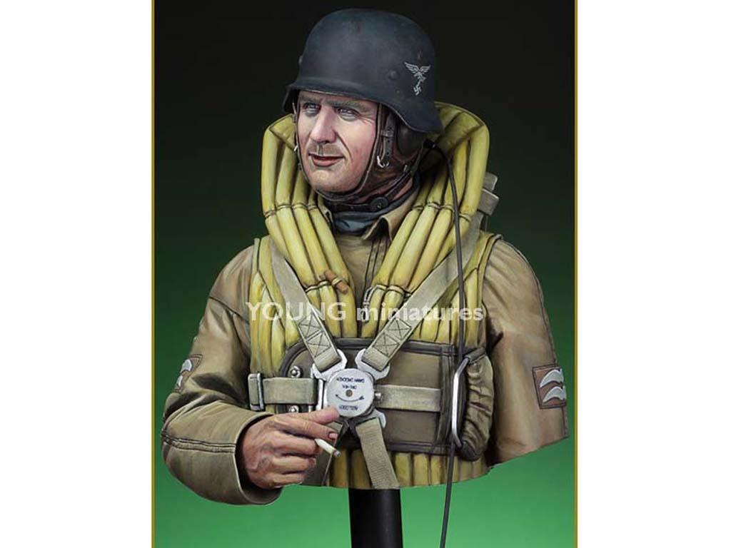 Luftwaffe Bomber Crewman, 1940  (Vista 2)