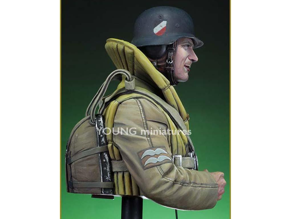 Luftwaffe Bomber Crewman, 1940  (Vista 4)