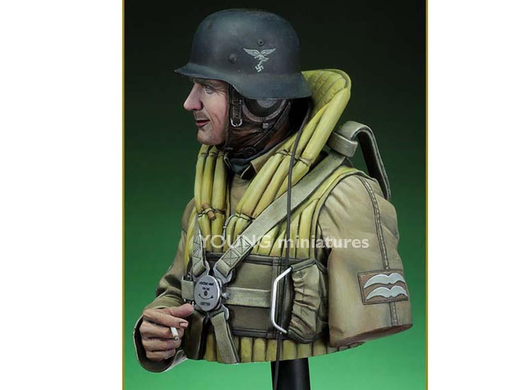 Luftwaffe Bomber Crewman, 1940  (Vista 7)