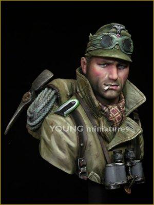 German Gebirgsjager  (Vista 6)