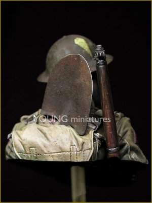British Infantryman Somme 1916  (Vista 4)