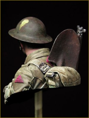 British Infantryman Somme 1916  (Vista 5)