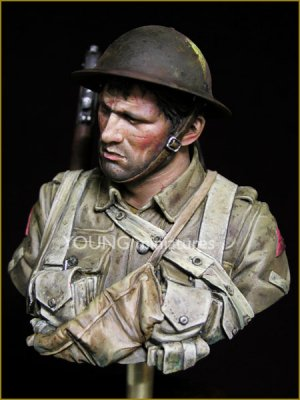 British Infantryman Somme 1916  (Vista 6)