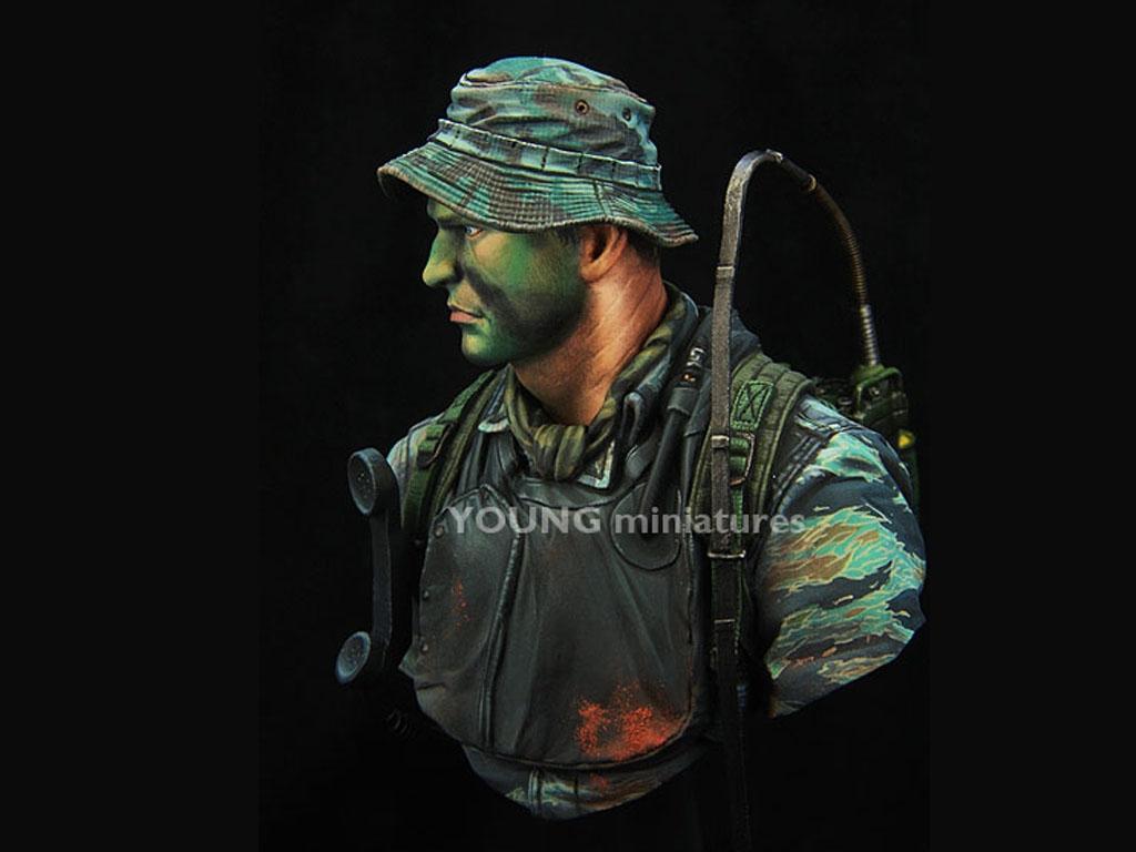 US Navy Seal Vietnam  (Vista 6)
