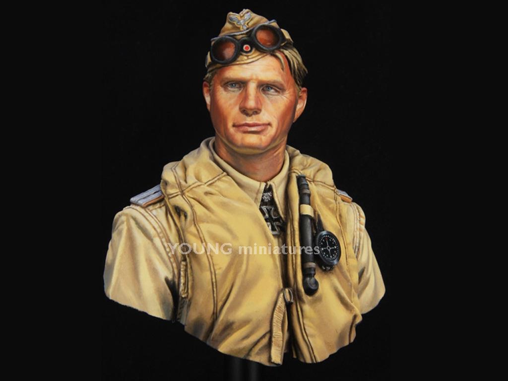 Luftwaffe Pilot North Africa  (Vista 2)