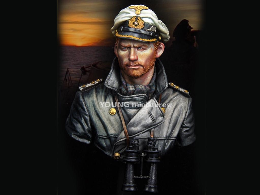 U-Boat Commander WWII  (Vista 1)