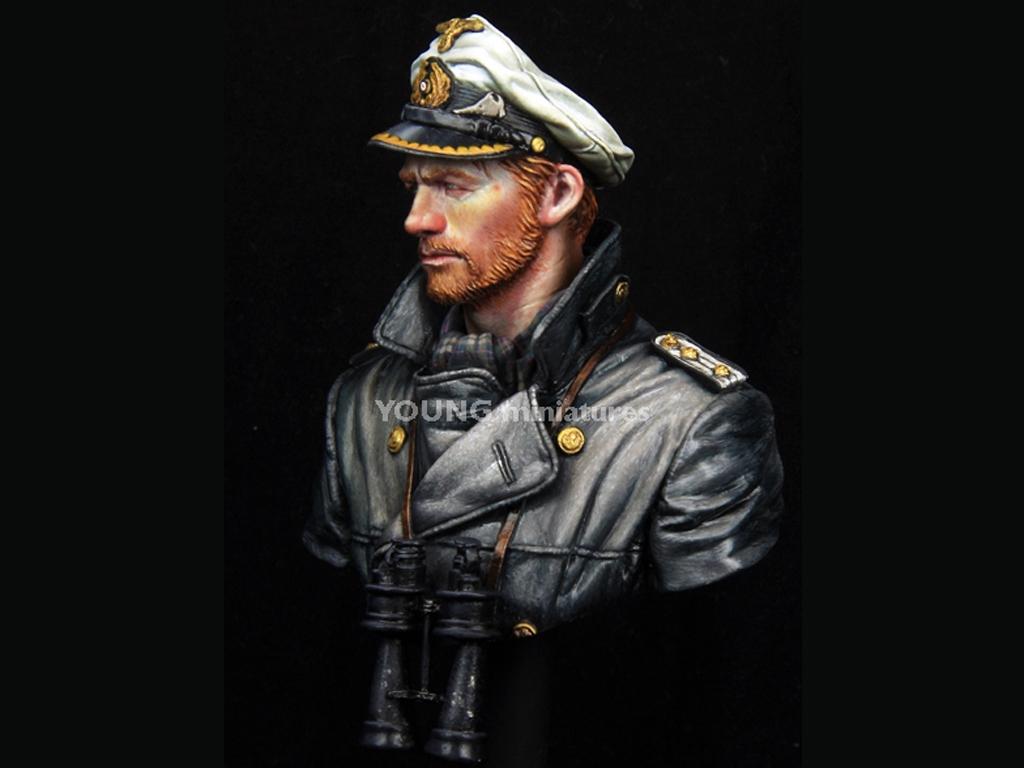 U-Boat Commander WWII  (Vista 2)