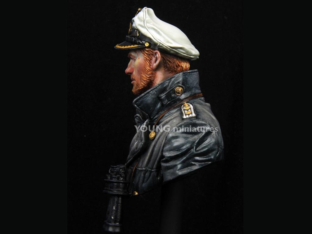 U-Boat Commander WWII  (Vista 3)