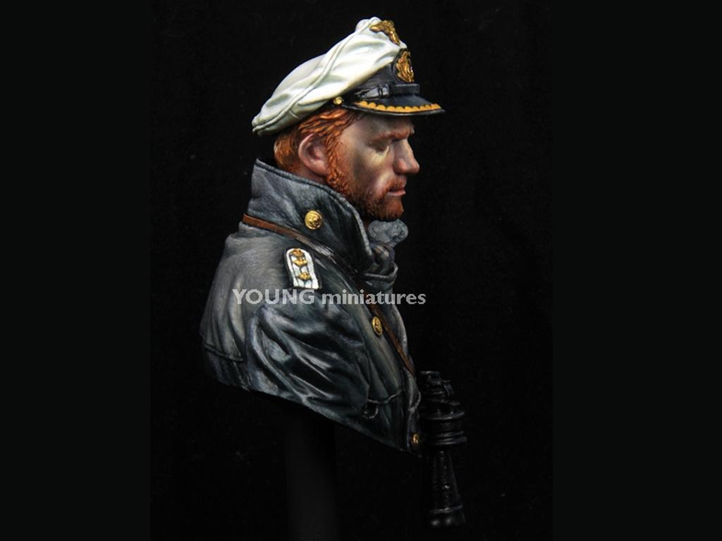 U-Boat Commander WWII  (Vista 6)