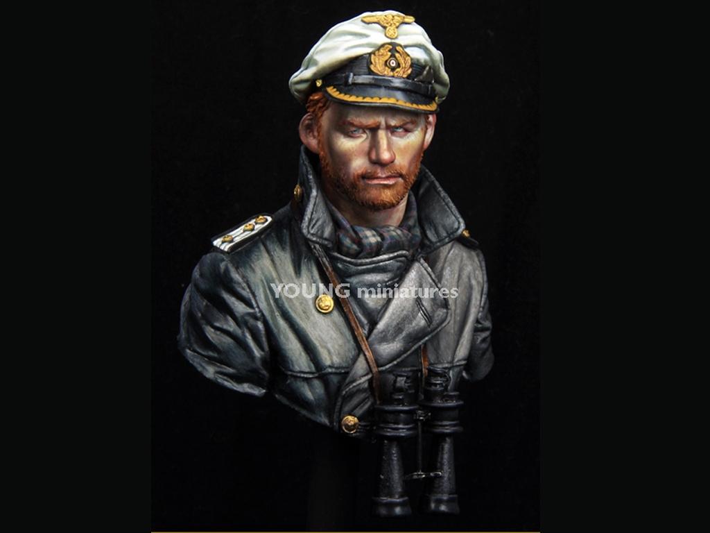 U-Boat Commander WWII  (Vista 8)