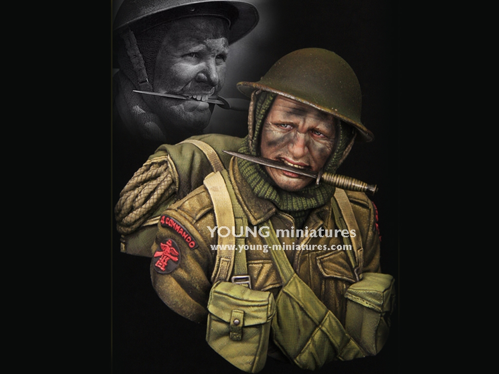 Comando Britanico WWII  (Vista 1)