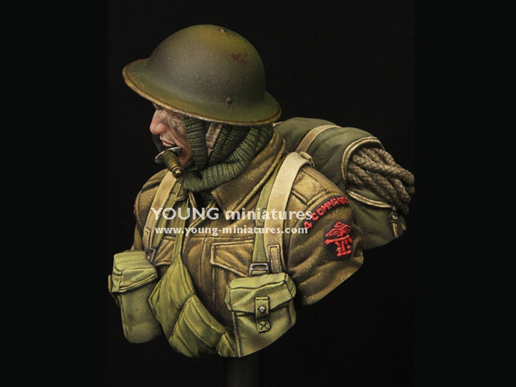 Comando Britanico WWII  (Vista 3)