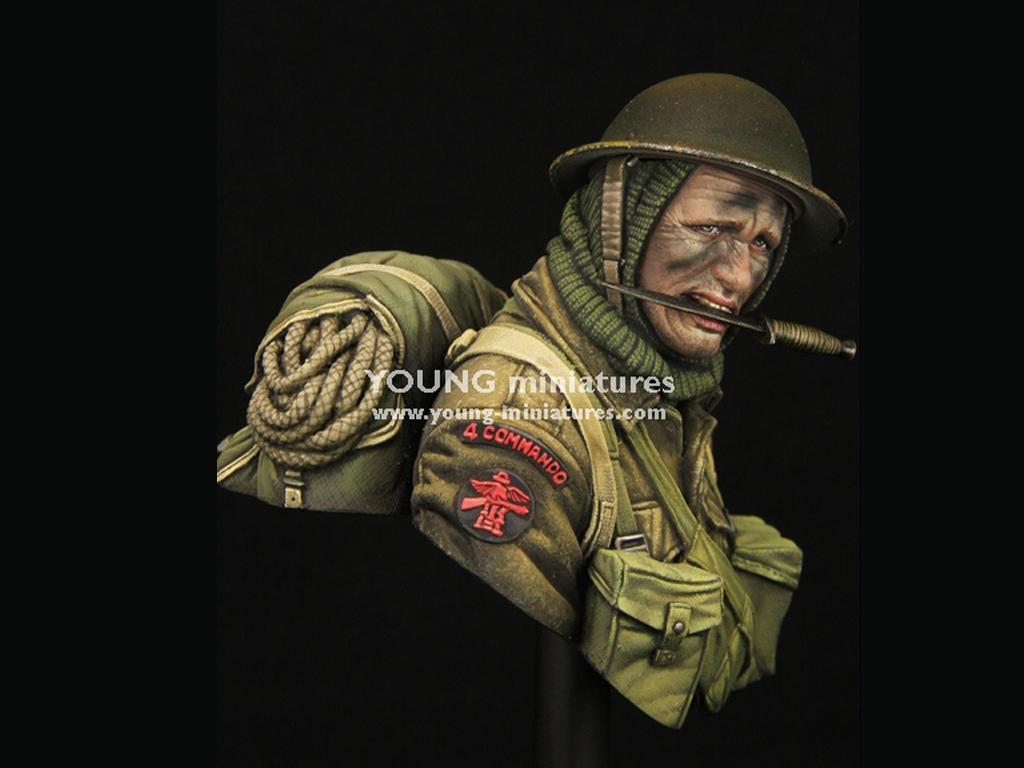 Comando Britanico WWII  (Vista 8)