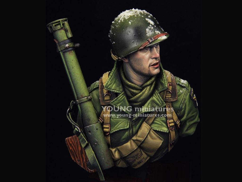 EASY COMPANY Bastogne 1944  (Vista 8)