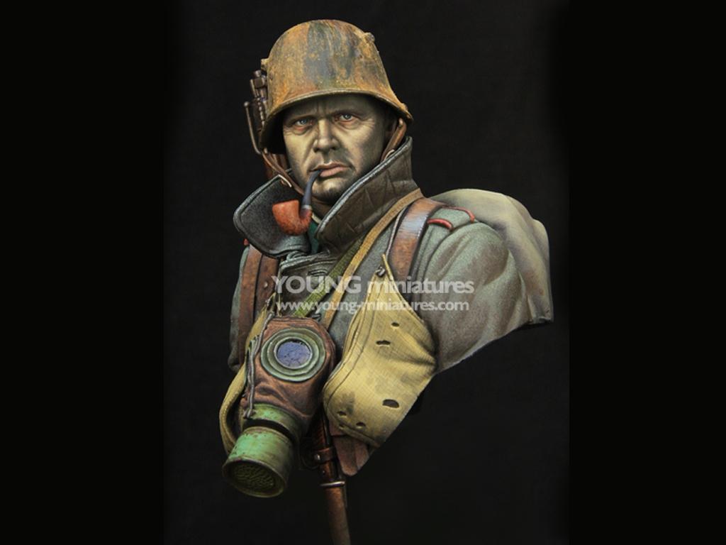 German Stormtrooper WWI  (Vista 2)
