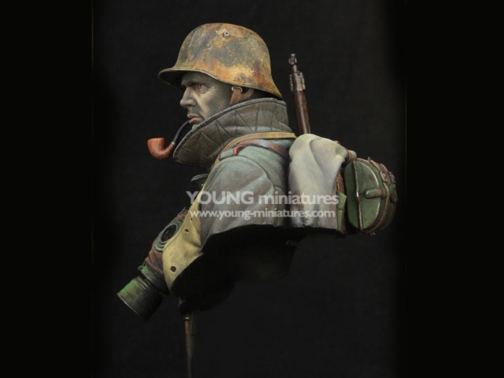 German Stormtrooper WWI  (Vista 3)