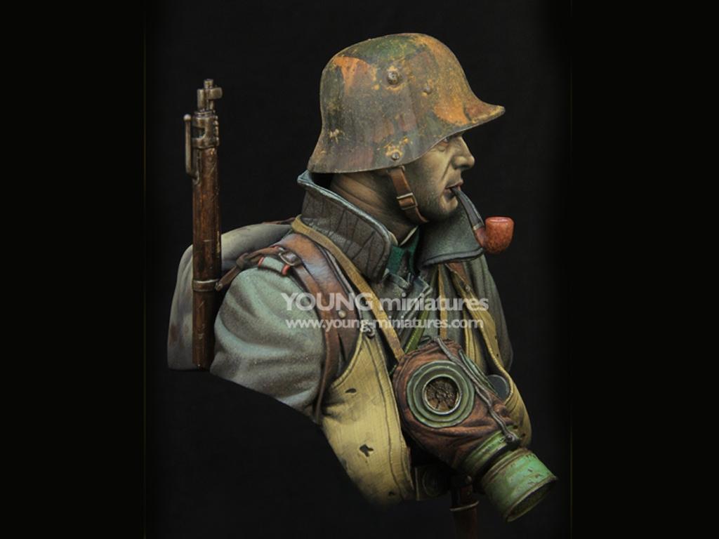 German Stormtrooper WWI  (Vista 7)