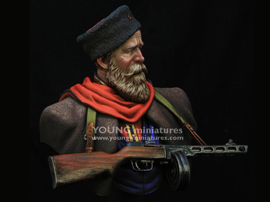 Cosaco Ruso WWII  (Vista 8)