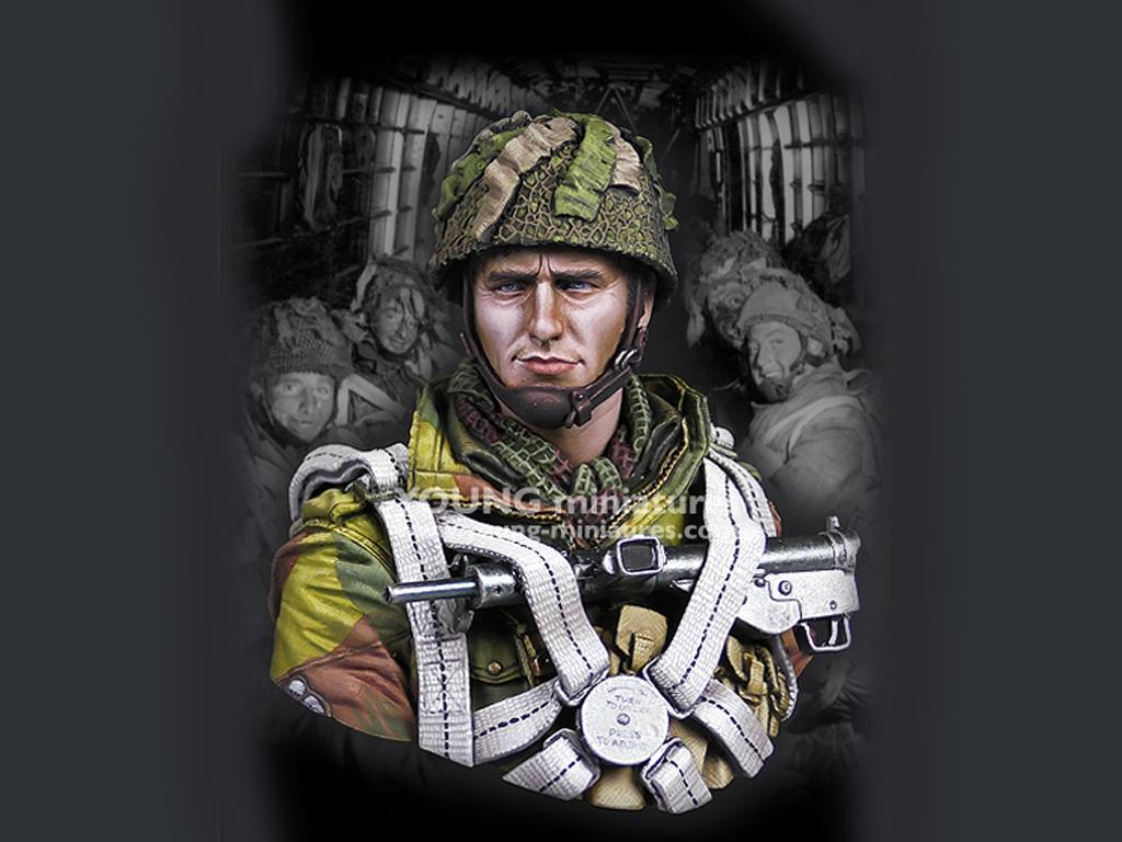 Paracaidista Británico Market Garden 194  (Vista 1)