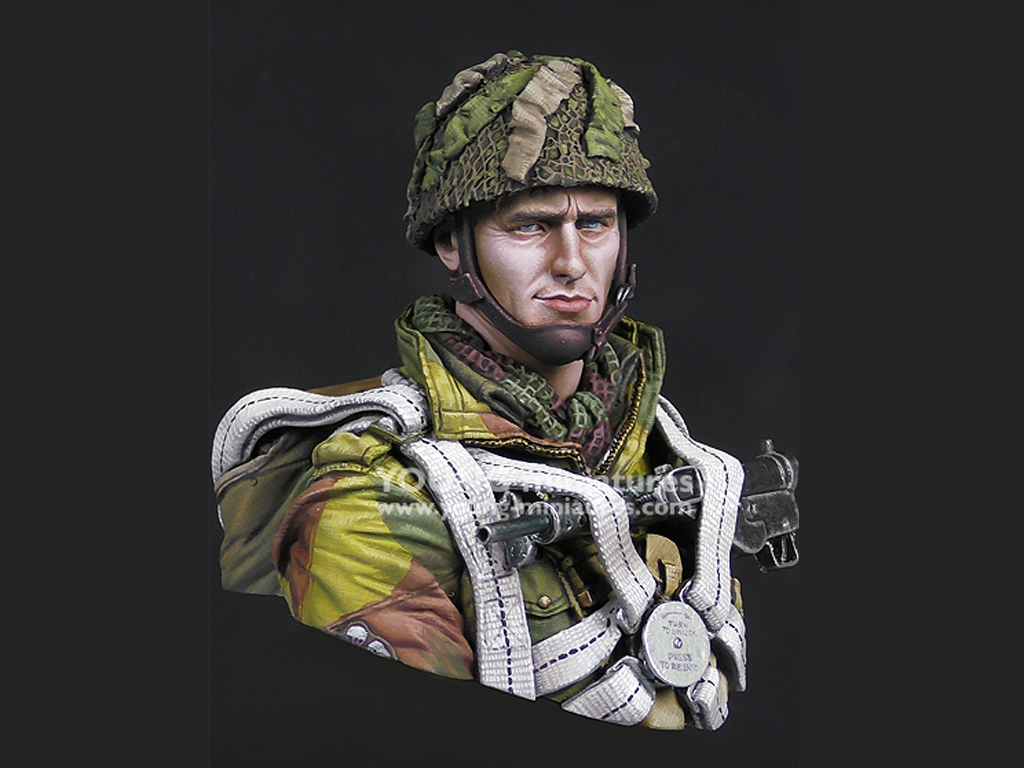 Paracaidista Británico Market Garden 194  (Vista 2)