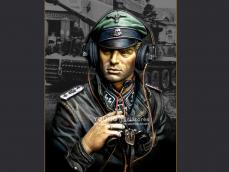 SS Comandante Panzer Normandia 1944 - Ref.: YOUN-YM1876