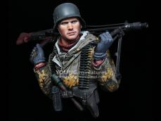 German Machine Gunner - Eastern Front - Ref.: YOUN-YM1882