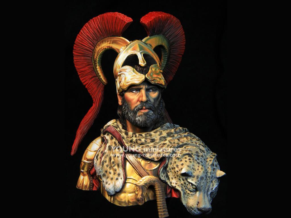 Antiguo señor de la guerra Griego  (Vista 1)