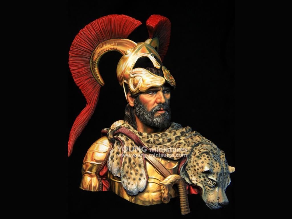 Antiguo señor de la guerra Griego  (Vista 2)
