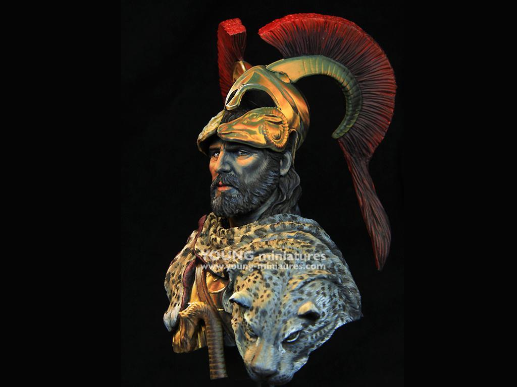 Antiguo señor de la guerra Griego  (Vista 3)