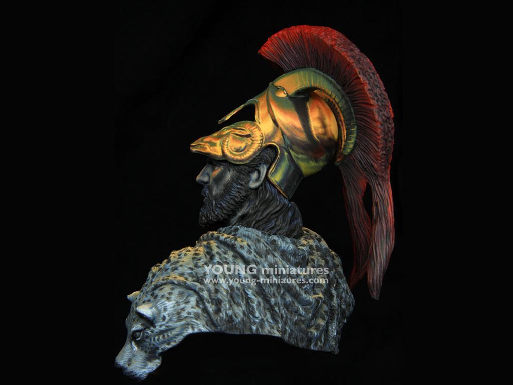 Antiguo señor de la guerra Griego  (Vista 4)