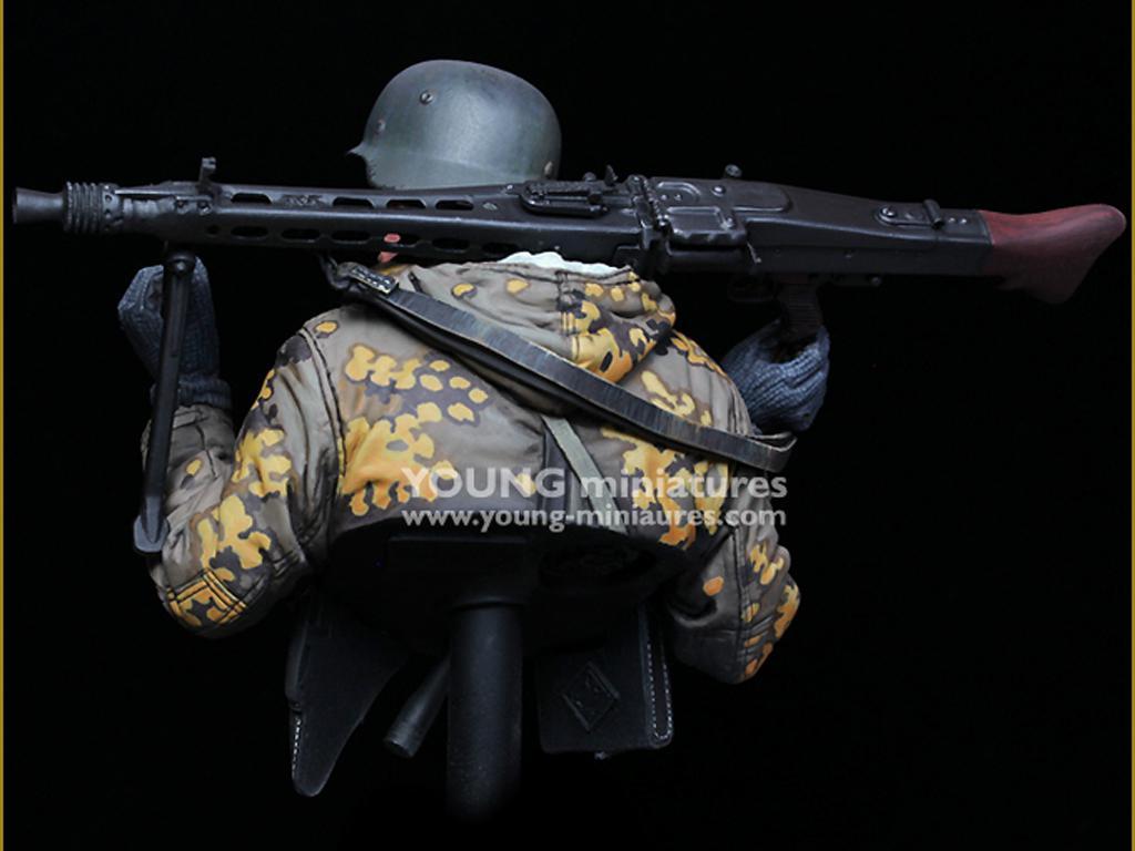 German Machine Gunner - Eastern Front (Vista 5)