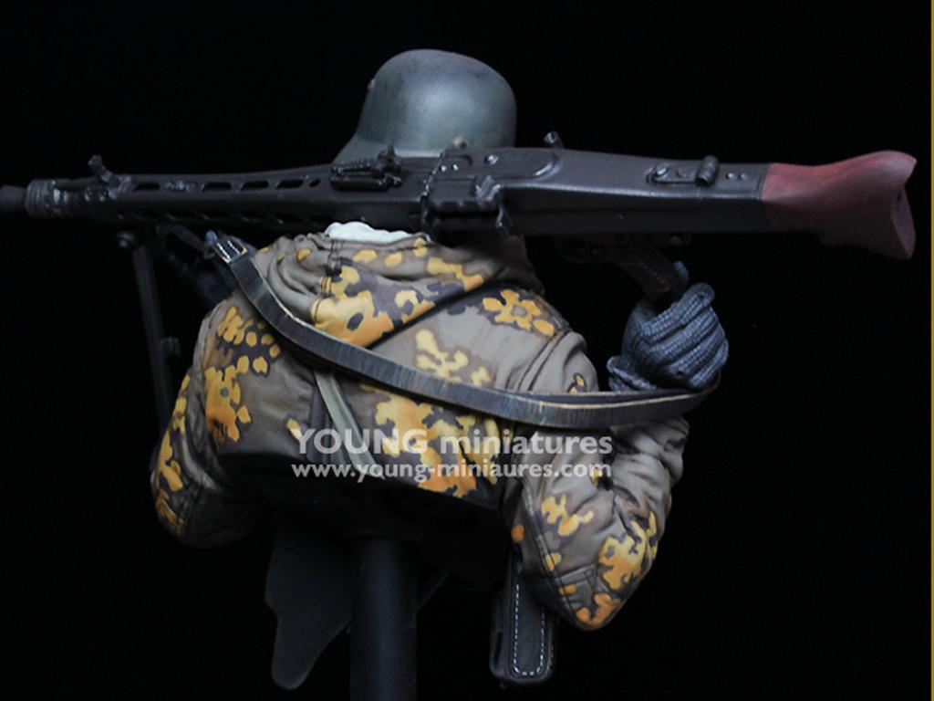 German Machine Gunner - Eastern Front (Vista 6)